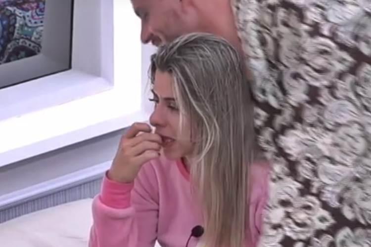 A Fazenda - Ana Paula e Marcos (Reprodução/Record TV)