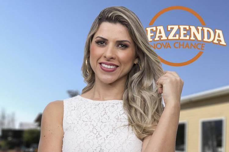 A Fazenda - Ana Paula (Antonio Chahestian/Record TV)