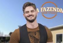 A Fazenda - Marcos ((Antonio Chahestian/Record TV)