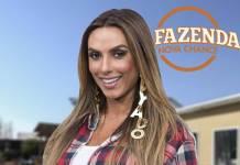A Fazenda - Nicole (Antonio Chahestian/Record TV)