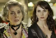 A Força do Querer - Elvira e Irene (Reprodução/TV Globo)