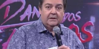 Fausto Silva (Reprodução/TV Globo)