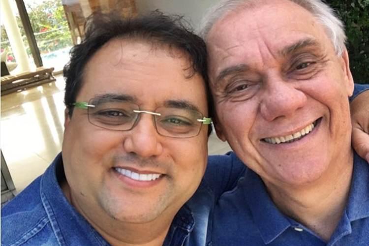 Geraldo Luis e Marcelo Rezende/Instagram
