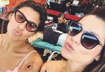 Giulia Costa e Flávia Alessandra (Reprodução/Instagram)
