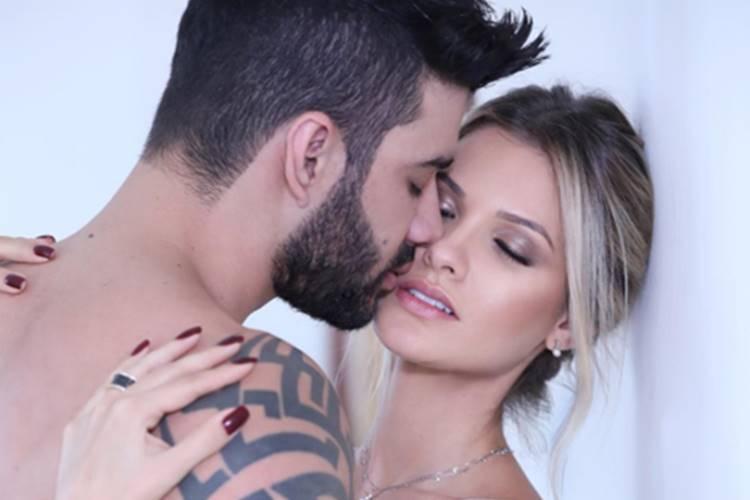 Gusttavo Lima e Andressa Suita (Reprodução/Instagram)