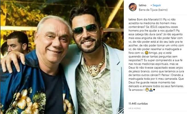 Instagram/Latino