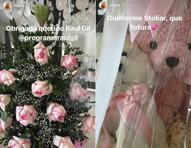 Instagram Stories/ Eliana