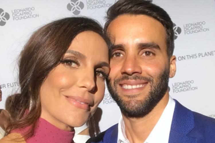 Ivete Sangalo e Daniel Cady (Reprodução/Instagram)
