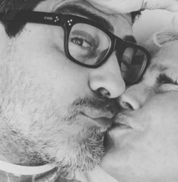 Junno Andrade e Xuxa Meneghel (Reprodução/Instagram)