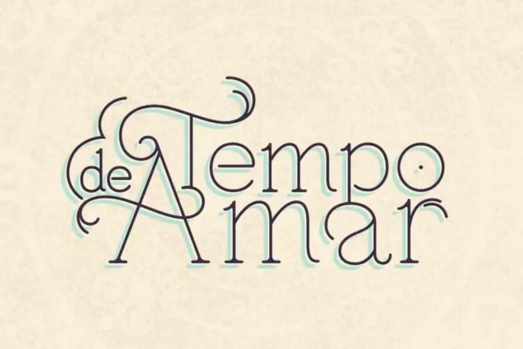 Logo - Tempo de Amar (Reprodução/TV Globo)