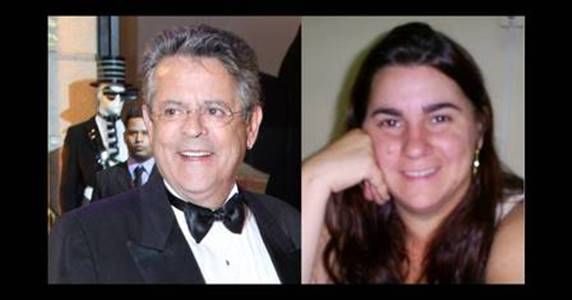 Marcos Paulo e Michelle dos Santos