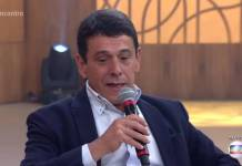 Maurício Gentil (Reprodução/TV Globo)