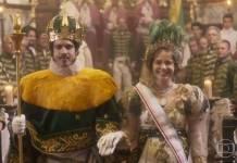 Novo Mundo - Pedro e Leopoldina (Reprodução/TV Globo)