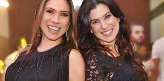 Patricia Abravanel e Renata Abravanel/Instagram/Foto Rodrigo Calleja agenciabrazilnews