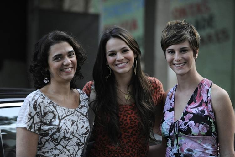 Salve Jorge - Delzuite - Lurdinha - Aisha (TV Globo/Estevam Avellar)