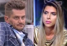 A Fazenda - Marcos e Ana (Reprodução/RecordTV)