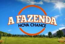 A Fazenda - Nova Chance - Logo