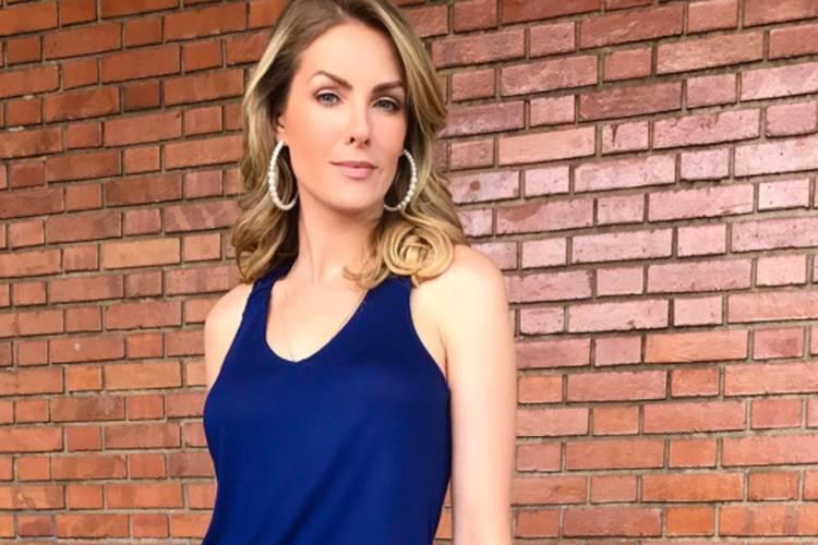 Ana Hickmann responde seguidora após receber xingamentos sobre filho