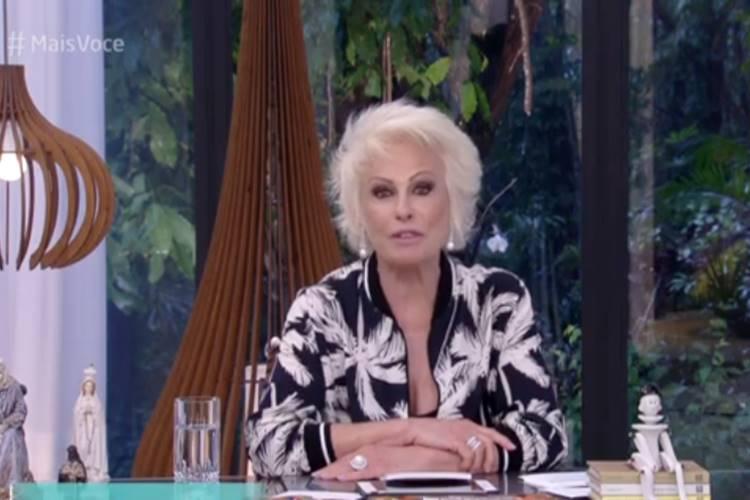 Ana Maria Braga (Reprodução/TV Globo )