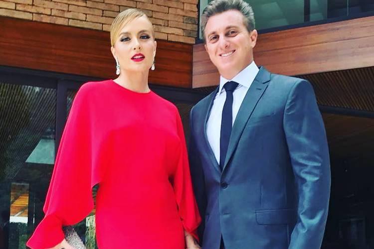 Angélica e Luciano Huck/Instagram