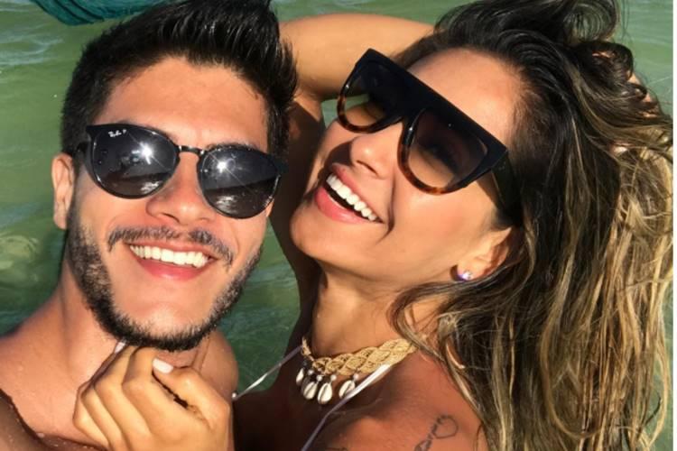 Arthur Aguiar e Mayra Cardi (Reprodução/ Instagram)