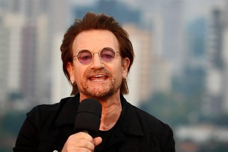 Bono Vox (Globo/Felipe Martini)