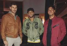 Bruninho, Neymar e Gabriel Medina (Reprodução/Instagram)