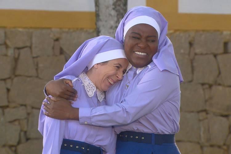 Carinha de Anjo - Didi e Fabiana (Lourival Ribeiro/SBT)