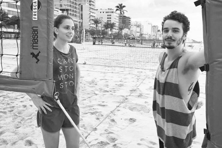 Carol Duarte e Gabriel Stauffer (Reprodução/Instagram)