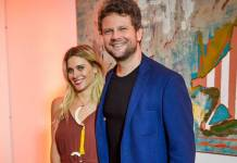 Carolina Dieckmann e Selton Mello (Globo / João Miguel)