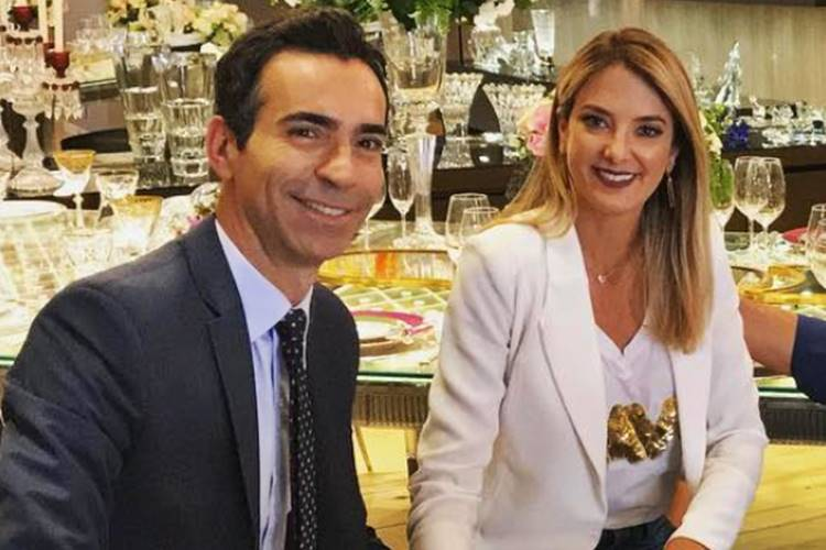 Ticiane Pinheiro e César Tralli mostram preparativos para o casamento – Descubra a data e o local da cerimônia!