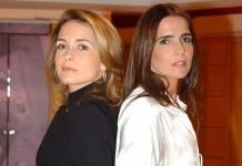 Claudia Abreu e Malu Mader (Divulgação/TV Globo))