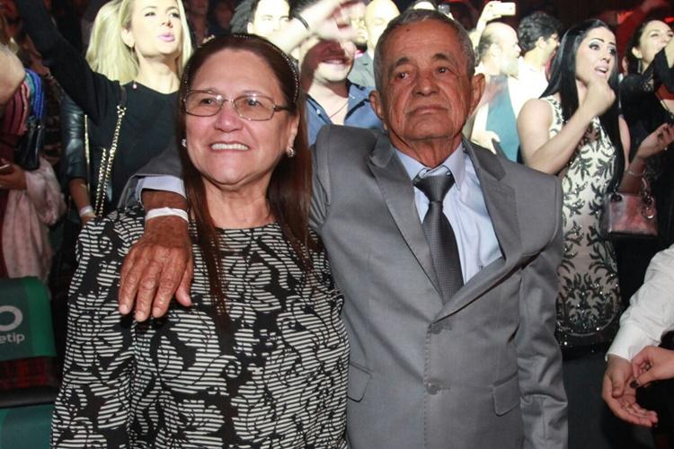 Dona Helena - Seu Francisco (Marcos Ribas/ Brazil News)