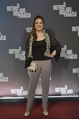 Eliane Giardini (Globo/Cesar Alves)