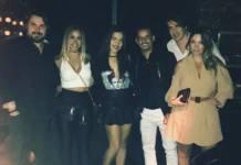 Emilly Araújo, Jô Amancio e amigos (Reprodução/Instagram)