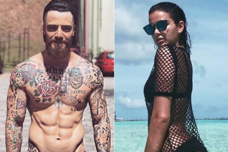 Felipe Titto e Bruna Marquezine (Reprodução/Instagram)