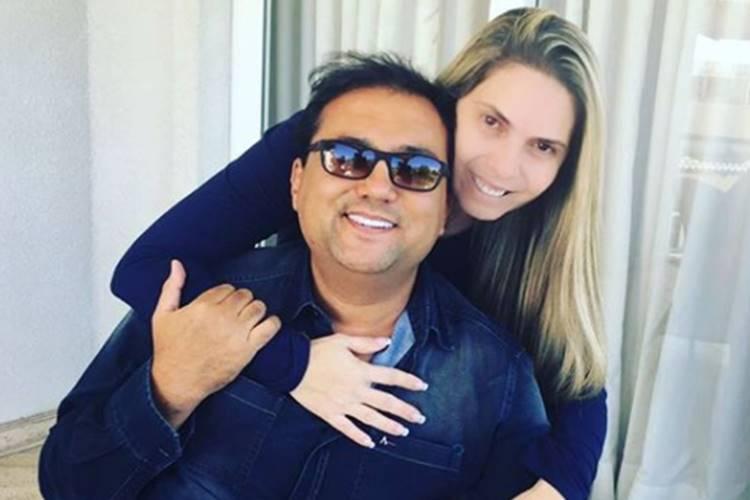 Geraldo Luis e Luciana Lacerda (Reprodução/Instagram)