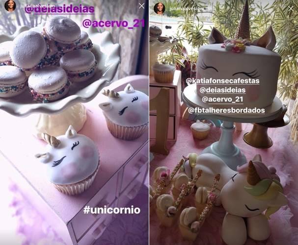 Instagram Stories/Juliana Alves