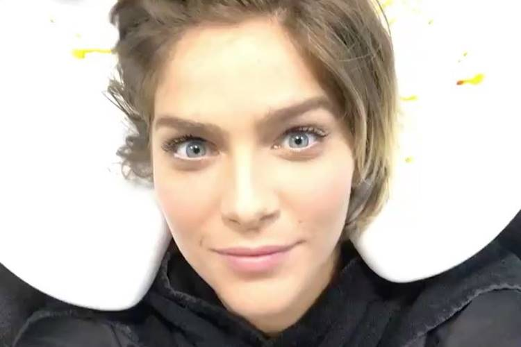 Isabella Santoni/Instagram