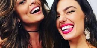 Juliana Paes e Isis Valverde (Reprodução/Instagram)