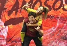 Lucas Veloso e Nathália Melo (Reprodução/Instagram)
