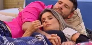 Marcelo Ié Ié e Flávia Viana (Reprodução/R7)