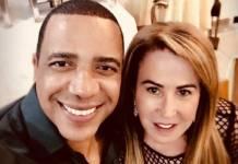 Marco Antonio Teles e Zilu Godoi (Reprodução/Instagram)