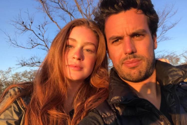 Marina Ruy Barbosa e Xande Negrão (Reprodução/Instagram)