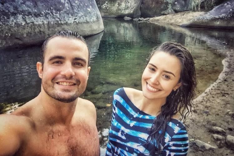 Max Fercondini e Amanda Richter (Reprodução/Instagram)