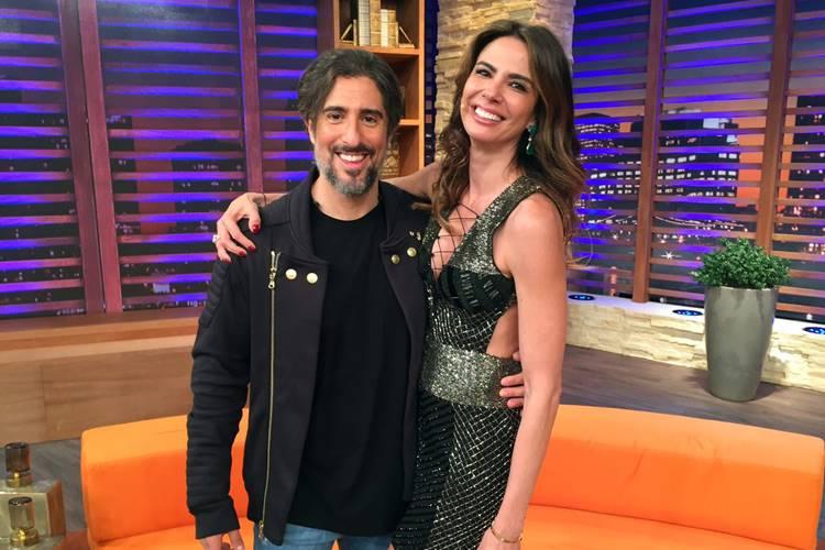 Mion e Luciana Gimenez (Divulgação/RedeTV!)