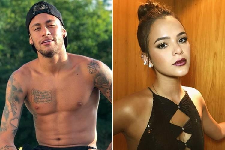 Amigo de Neymar entrega quadro de Bruna Marquezine em nova mansão do jogador
