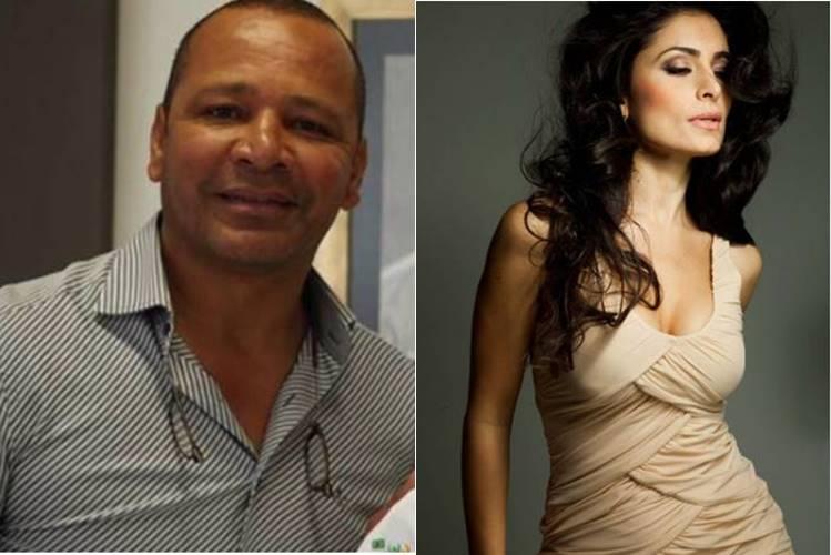 Pai de Neymar termina romance com Franciely Freduzeski por pressão da família