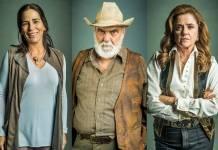 O Outro Lado do Paraíso - elenco (Globo/Raquel Cunha)