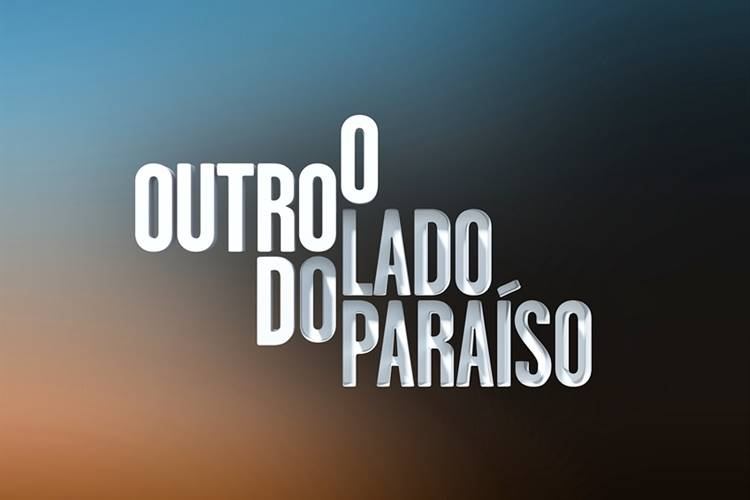 Resultado de imagem para Logo o outro lado do paraiso Globo